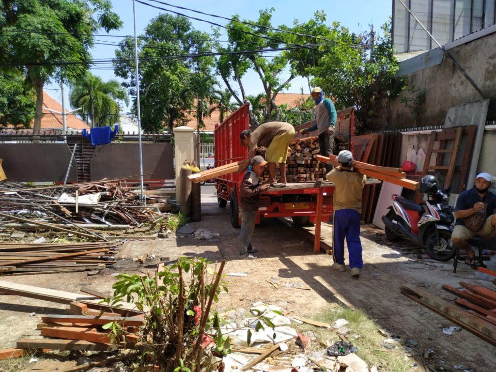 Bongkar Gedung Di Tangerang