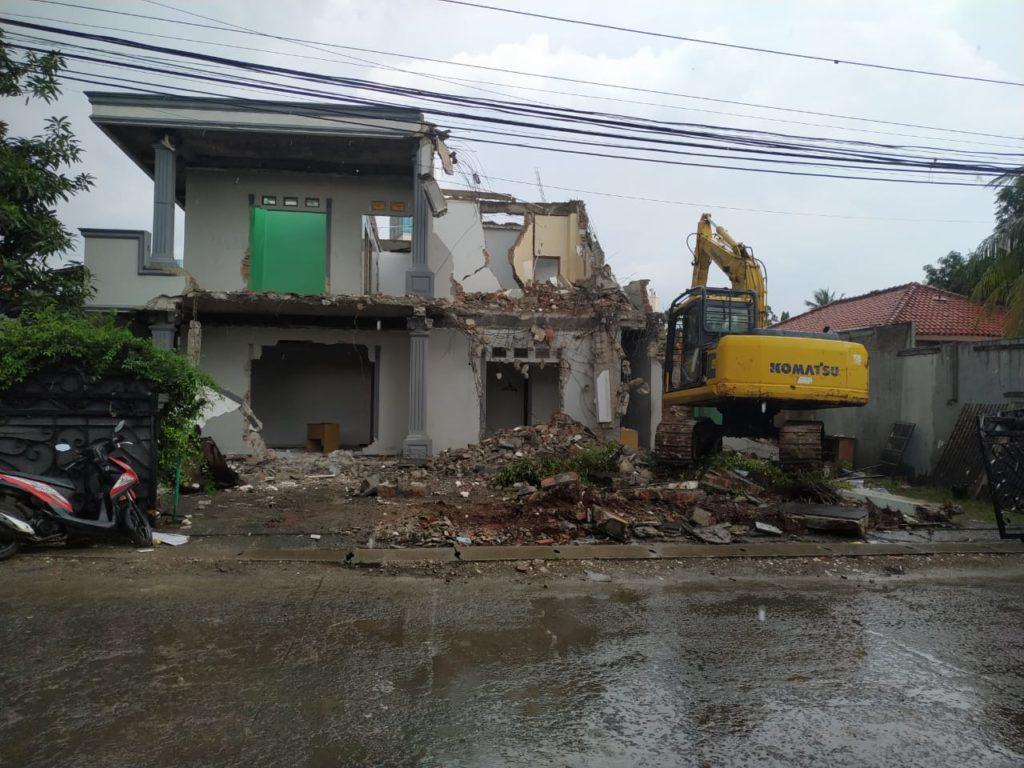 Bongkar Gedung Gereja Di Tangerang