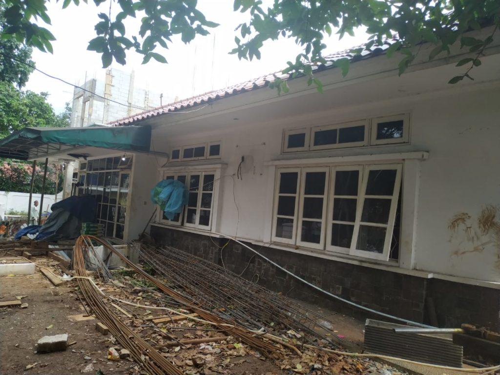 Bongkar Gedung Tangerang
