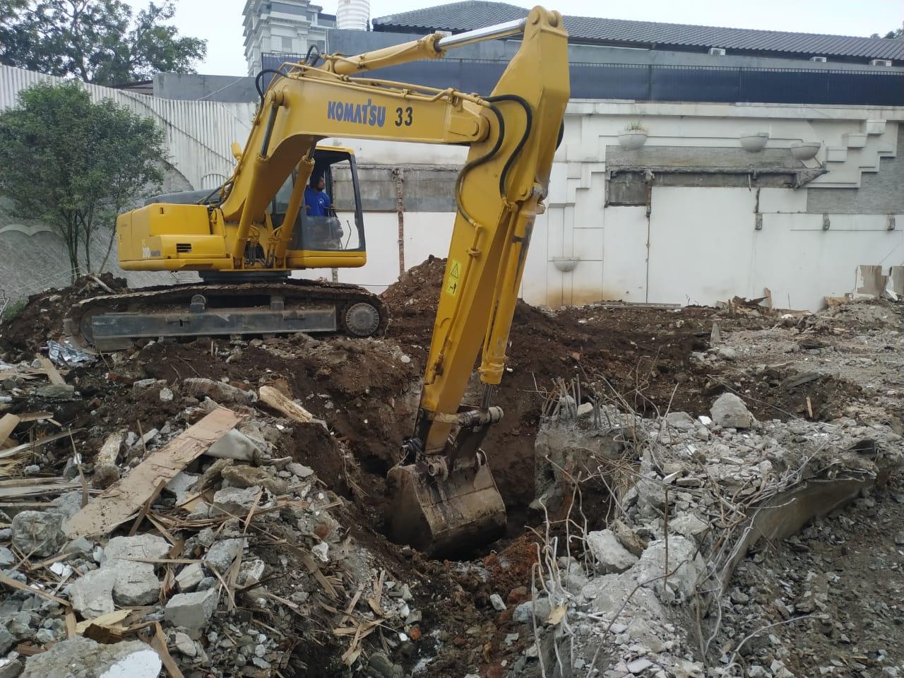 Jasa Bongkar Rumah Gedung Di Bandung